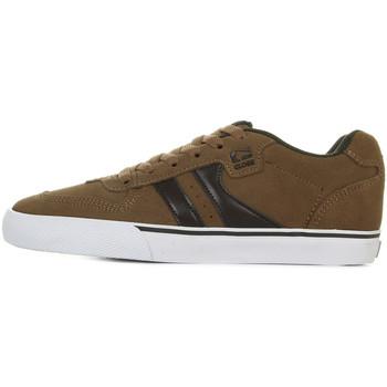 Schuhe Herren Sneaker Low Globe Encore 2 Tan Brown Braun
