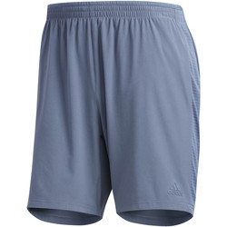 Kleidung Herren Shorts / Bermudas adidas Performance Supernova Print Shorts grey