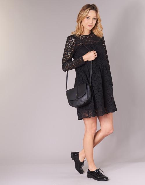 Betty London IAOUDA Schwarz - Kostenloser Versand |  - Kleidung Kurze Kleider Damen 3599 3ZKhS