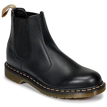 Schuhe Boots Dr Martens 2976 VEGAN Schwarz