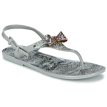Schuhe Damen Sandalen / Sandaletten Colors of California SNAKE SANDAL Grau