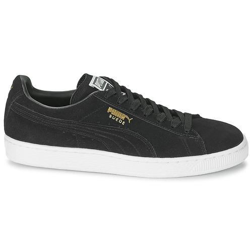 Puma Puma Puma SUEDE CLASSIC Schwarz  Schuhe Sneaker Low  67,99 de0bb8
