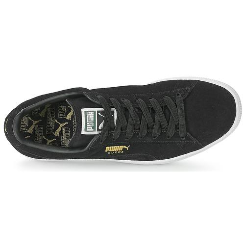 Puma Schuhe SUEDE CLASSIC Schwarz  Schuhe Puma Sneaker Low  75,50 ed8c24