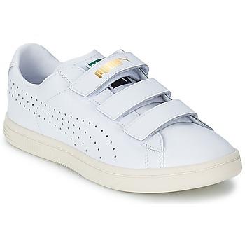 Schuhe Herren Sneaker Low Puma COURT STAR VELCRO Weiss