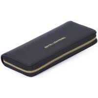 Taschen Damen Portemonnaie Trussardi 299LEVANTO Nero