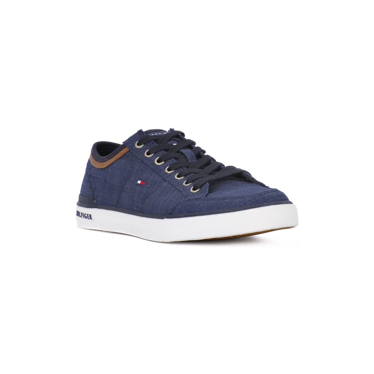 Tommy Hilfiger Sneaker NAVY LONG LACE