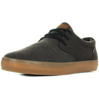 Schuhe Herren Sneaker Low Globe Willow Earth Canvas/ Gum Braun