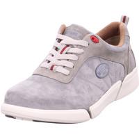Schuhe Herren Sneaker Low Mustang Ko - 4122303 2 Grau
