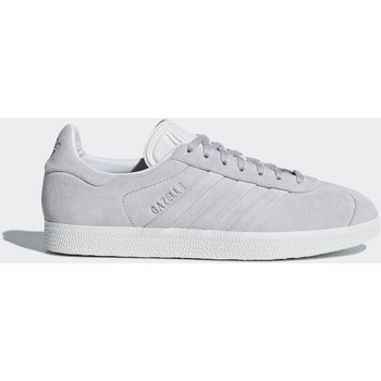 Schuhe Damen Sneaker Low adidas Originals Gazelle Stitch and Turn Schuh Weiß