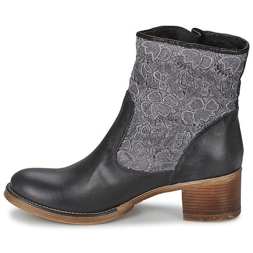 Meline ALESSANDRA Boots Schwarz  Schuhe Low Boots ALESSANDRA Damen 118,40 f4cf09
