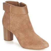 Schuhe Damen Low Boots Ted Baker MHARIA Beige