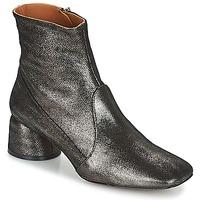 Schuhe Damen Low Boots Castaner LAYNA Silbern