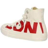 Schuhe Jungen Sneaker High Converse 359532C Sneakers Junge BEIGE BEIGE