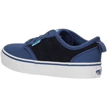 Schuhe Mädchen Sneaker Low Vans VN-0 A38IXR7R Slip on  Junge NAVY NAVY