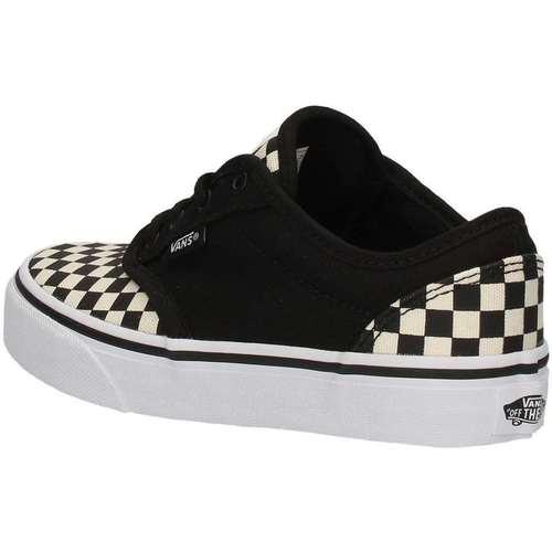 Schuhe Jungen Sneaker Low Vans VN-0 003Z9IB8 BLACK