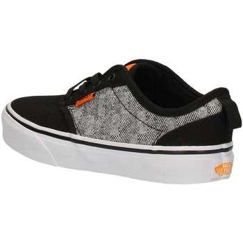 Schuhe Mädchen Sneaker Low Vans VN-0 A38IXR7Q Slip on  Junge Schwarz Schwarz