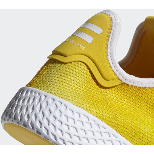 adidas Originals Pharrell Williams Tennis HU Schuh Weiß / Weiß / Weiß