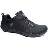 Schuhe Herren Sneaker Low Caterpillar Instruct Graphit