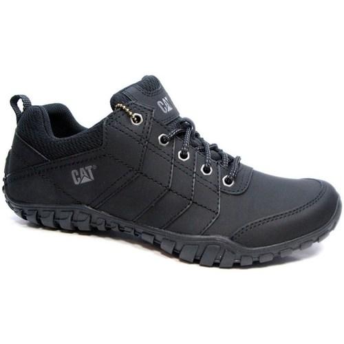 Schuhe Herren Sneaker Low Caterpillar Instruct Schwarz