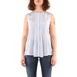 Kleidung Damen Tops / Blusen Weekend Maxmara BRAVA T-Shirts & Tops Frau Ice Ice