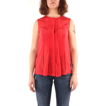 Kleidung Damen Tops / Blusen Weekend Maxmara BRAVA T-Shirts & Tops Frau red red