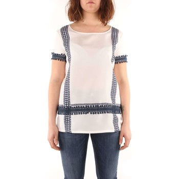 Kleidung Damen Tops / Blusen Weekend Maxmara MODA T-Shirts & Tops Frau white white