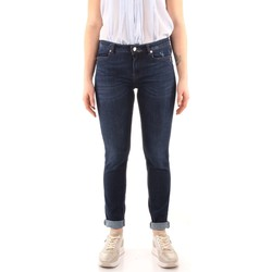 Kleidung Damen 5-Pocket-Hosen Iblues APPLE Hosen Frau Blue jeans Blue jeans
