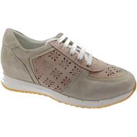 Schuhe Damen Sneaker Low Calzaturificio Loren LOC3795be blu