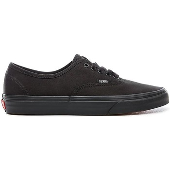 Schuhe Herren Sneaker Low Vans ZAPATILLAS  AUTHENTIC Schwarz