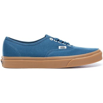 Schuhe Herren Sneaker Low Vans ZAPATILLAS  AUTHENTIC Blau
