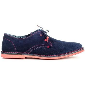 Schuhe Herren Derby-Schuhe Colour Feet BAMAKO Blau
