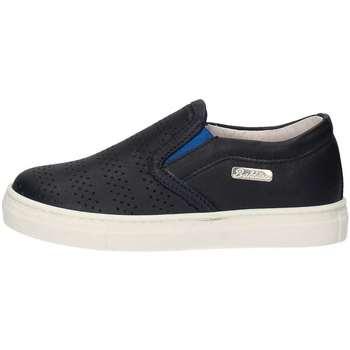 Schuhe Mädchen Slip on Balducci 10264 BLUE