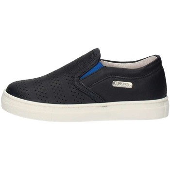 Schuhe Mädchen Slip on Balducci 10264 Blau