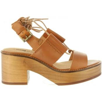 Schuhe Damen Sandalen / Sandaletten MTNG 97420 PRUDENCE Marr?n