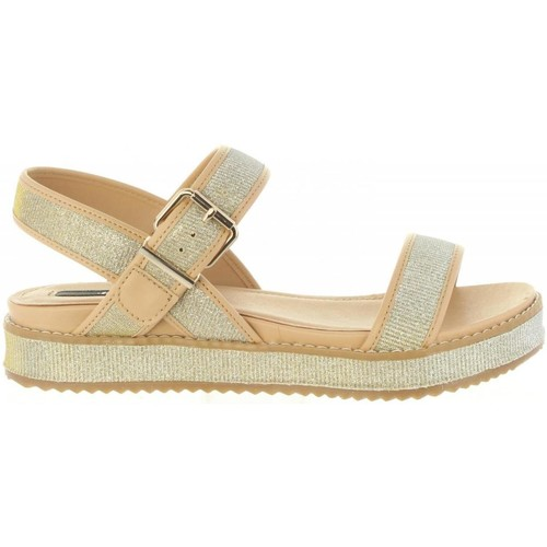 Schuhe Damen Sandalen / Sandaletten MTNG 50801 FLORENCE Rosa