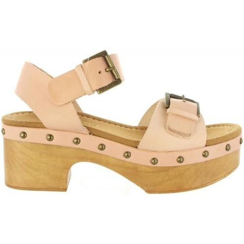 Schuhe Damen Sandalen / Sandaletten MTNG 97545 NAIRNE Rosa
