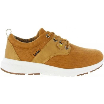 Schuhe Kinder Sneaker Low Lois Jeans 83798 Marrón