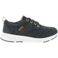 Schuhe Kinder Sneaker Low Lois Jeans 83798 Azul