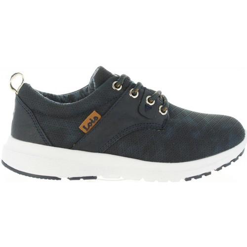 Schuhe Kinder Sneaker Low Lois 83798 Azul