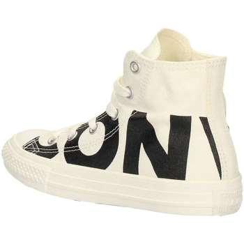 Schuhe Jungen Sneaker High Converse 359533C Sneakers Junge BEIGE BEIGE