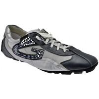 Schuhe Herren Sneaker Low Alberto Guardiani Lässige Sneakers Ozean turnschuhe