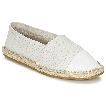 Schuhe Damen Slip on Elia B CHICA Weiss