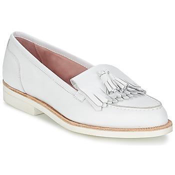 Schuhe Damen Slipper Elia B ALPHA Weiss