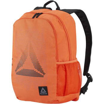 Taschen Kinder Rucksäcke Reebok Sport Kids Foundation Backpack Orange