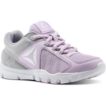 Schuhe Mädchen Fitness / Training Reebok Sport Yourflex Train 9.0 – Pre-School Lila