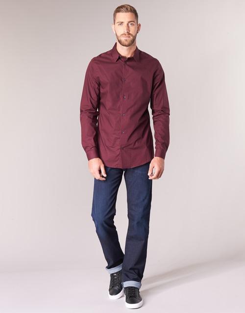 Kleidung Herren Straight Leg Jeans Emporio Armani BOUWI Blau