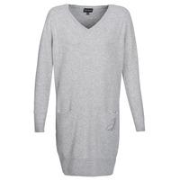 Kleidung Damen Kurze Kleider Emporio Armani CROWA Grau