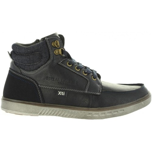 Schuhe Herren Sneaker High Xti 47064 Azul