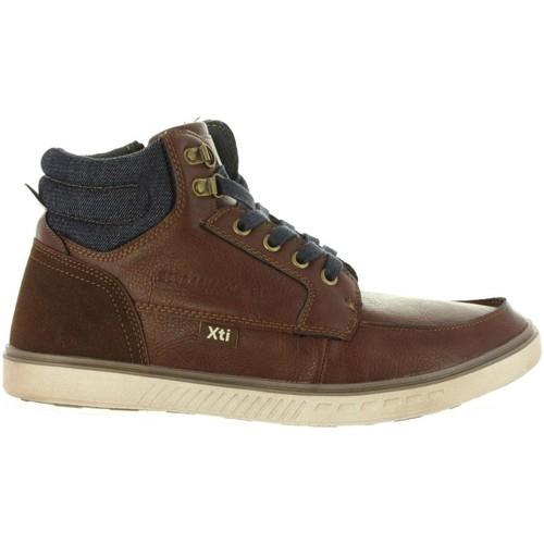 Schuhe Herren Sneaker High Xti 47064 Marr?n
