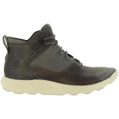 Schuhe Herren Sneaker High Timberland A1IZW FLYROAM Gris